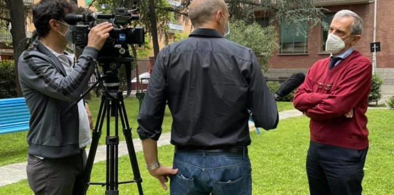 Riapertura in sicurezza per le strutture ANASTE: intervista al TGR Emilia Romagna