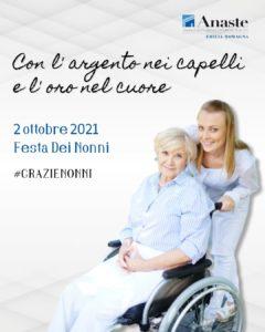 Festa dei nonni 2 ottobre ANASTE Emilia Romagna
